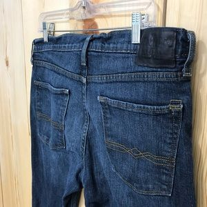 Levi's Denizen 232 black label 34/30